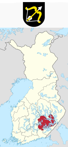 Etelä Savo in Finland