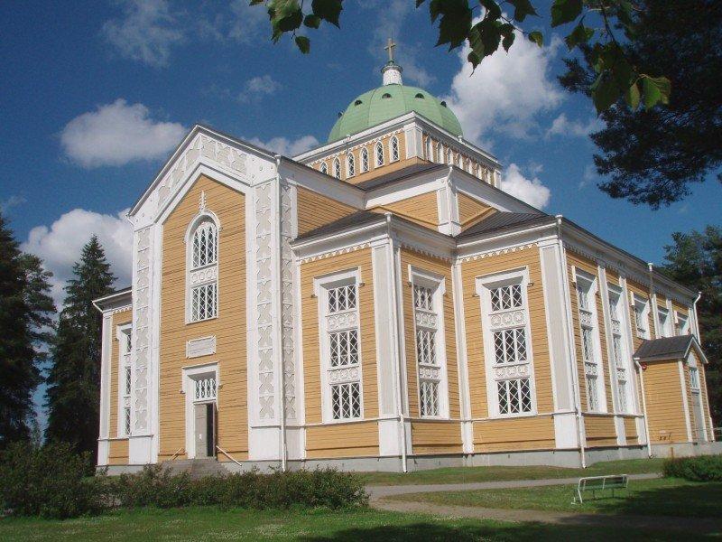 Kerimaki kerk