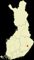 kaart savonranta